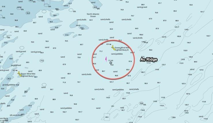 AC Ridge GPS Coordinates