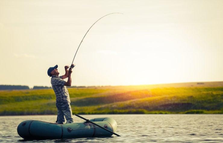 amazing boat fishing in mercer county pa
