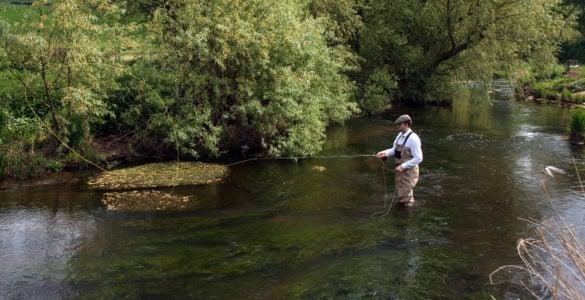 amazing fly fishing in randolph county al