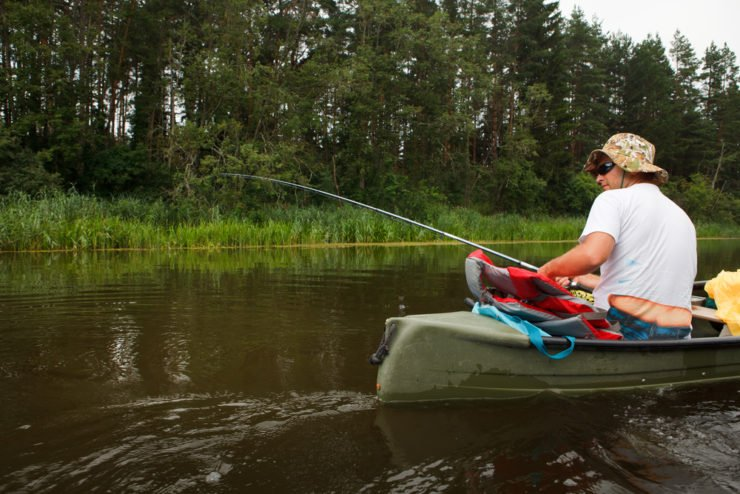 canoe fishing in cullman county al