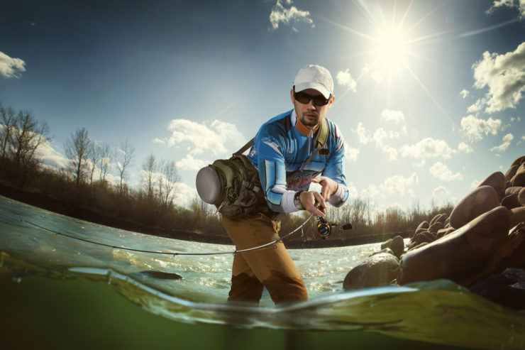 creek fishing in mifflin county pa