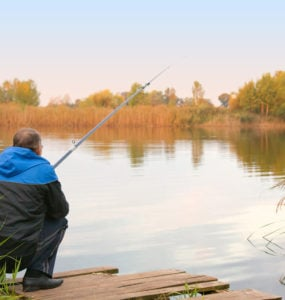 lake macbride fishing guide