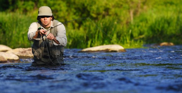 fun river fishing in juniata county pa