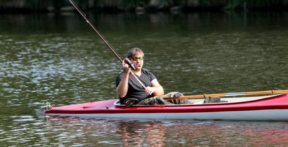 kayak fishing in lawrence county al