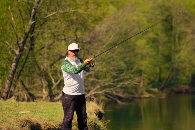 man river fishing in baldwin county al