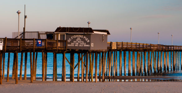OCMD fishing pier