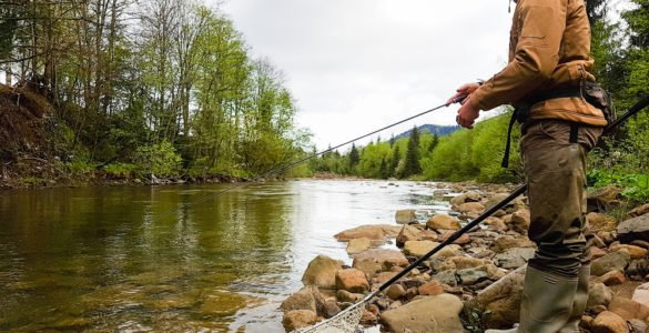 peaceful river fishing in lee county al
