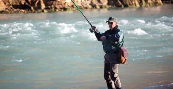 river fly fishing in lauderdale al