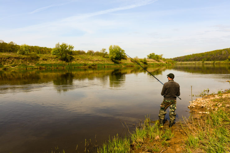 stunning fly fishing in somerset county pa
