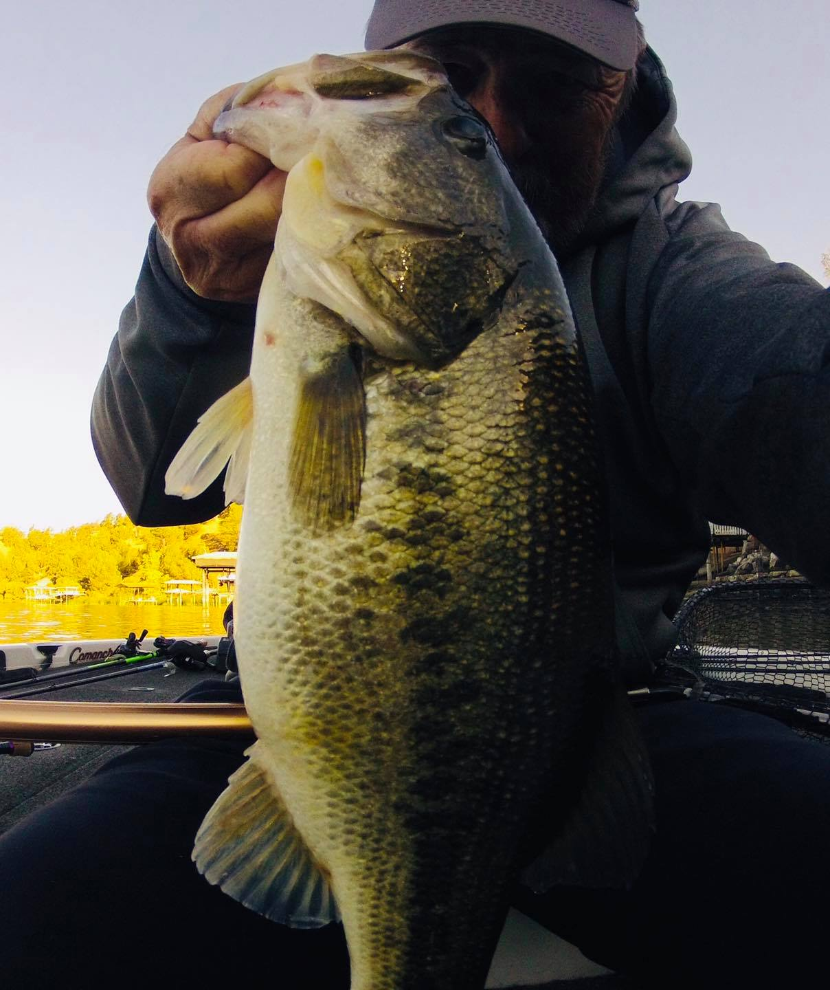 clear lake guide service