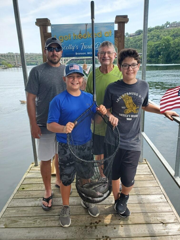 hooked on branson fishing