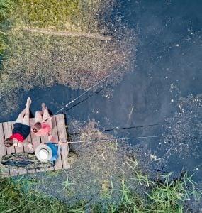 lake bucks fishing guides