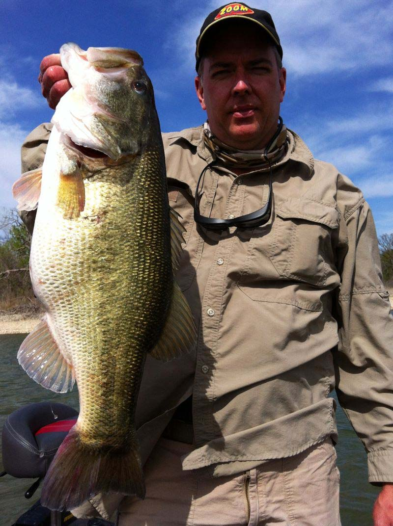 lake fork big bass guide whitt smith