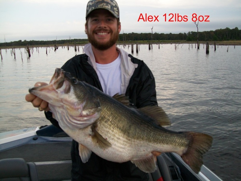 lake fork guide services