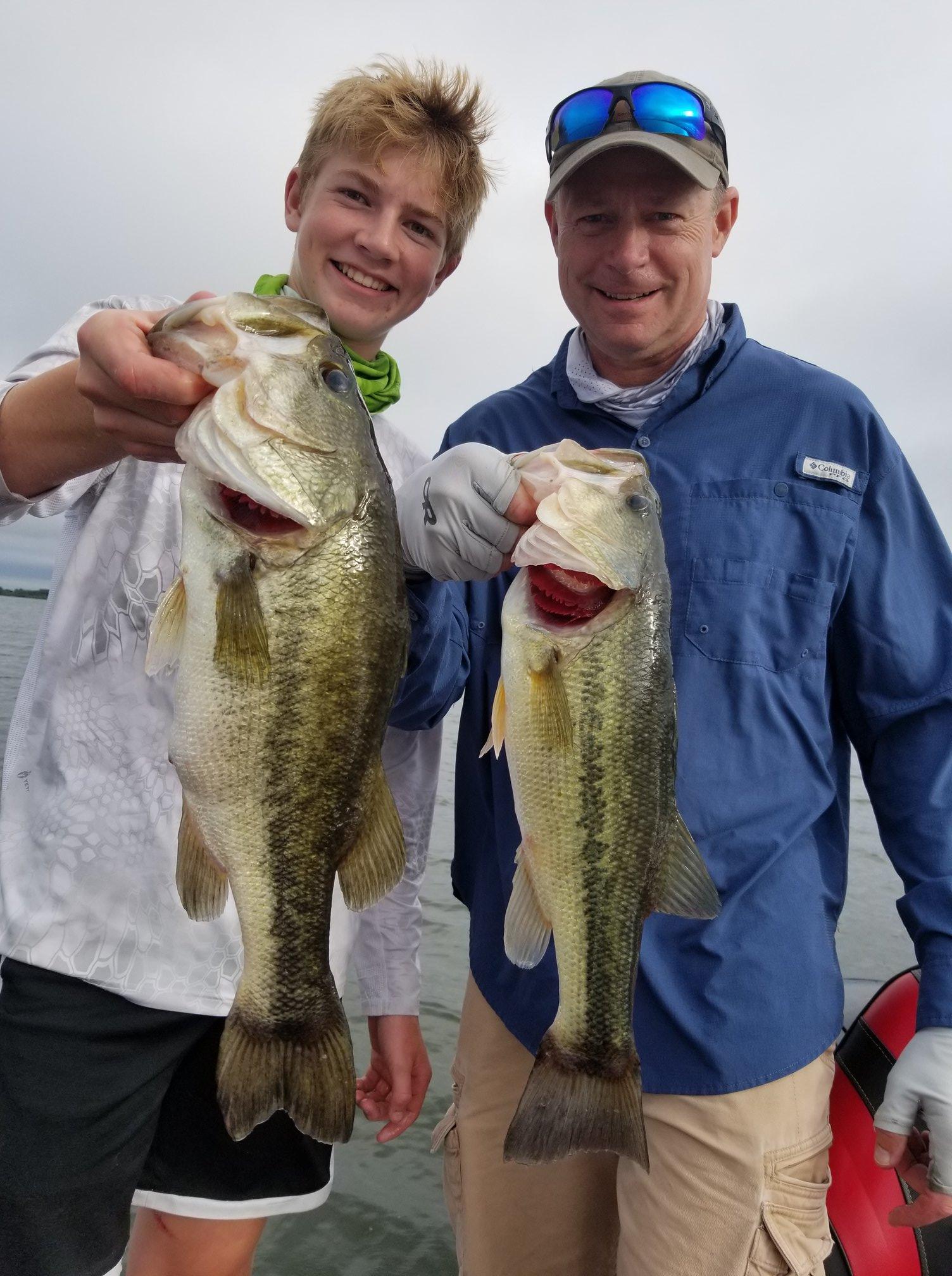 lake fork pro fishing guide david vance
