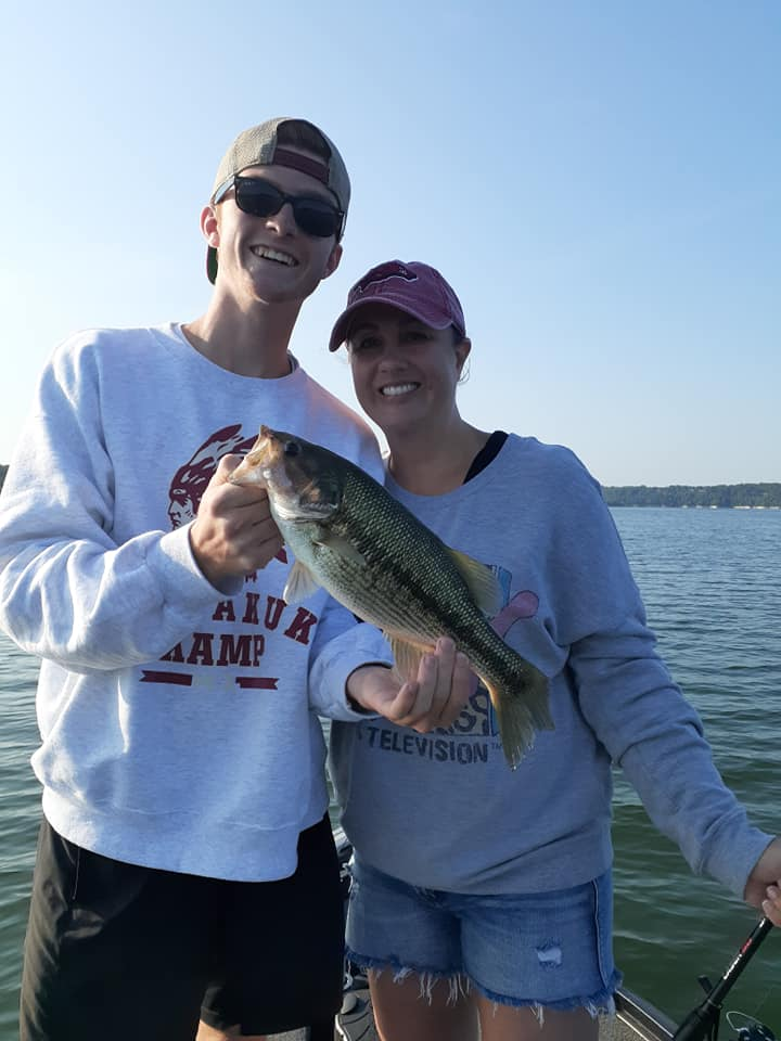 mid lakes guide service