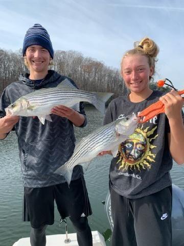 professional lake lanier fishing guide