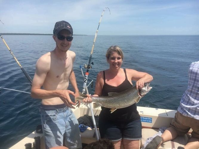 rockin and reeling sport fishing charters