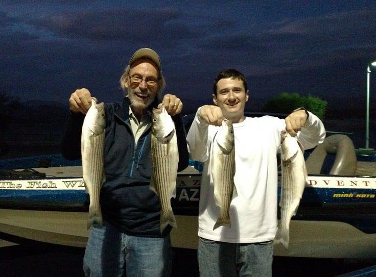az great adventure fishing