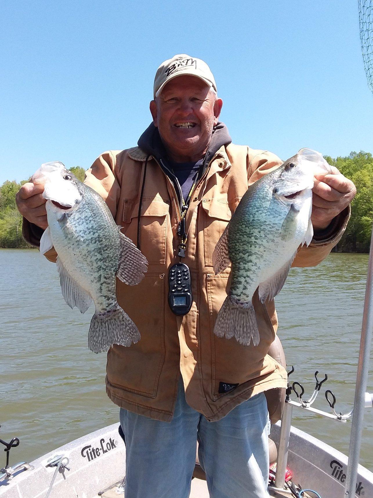 butch arthurs fishing guide service