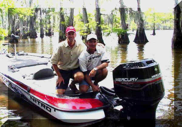 caddo lake guide fishing