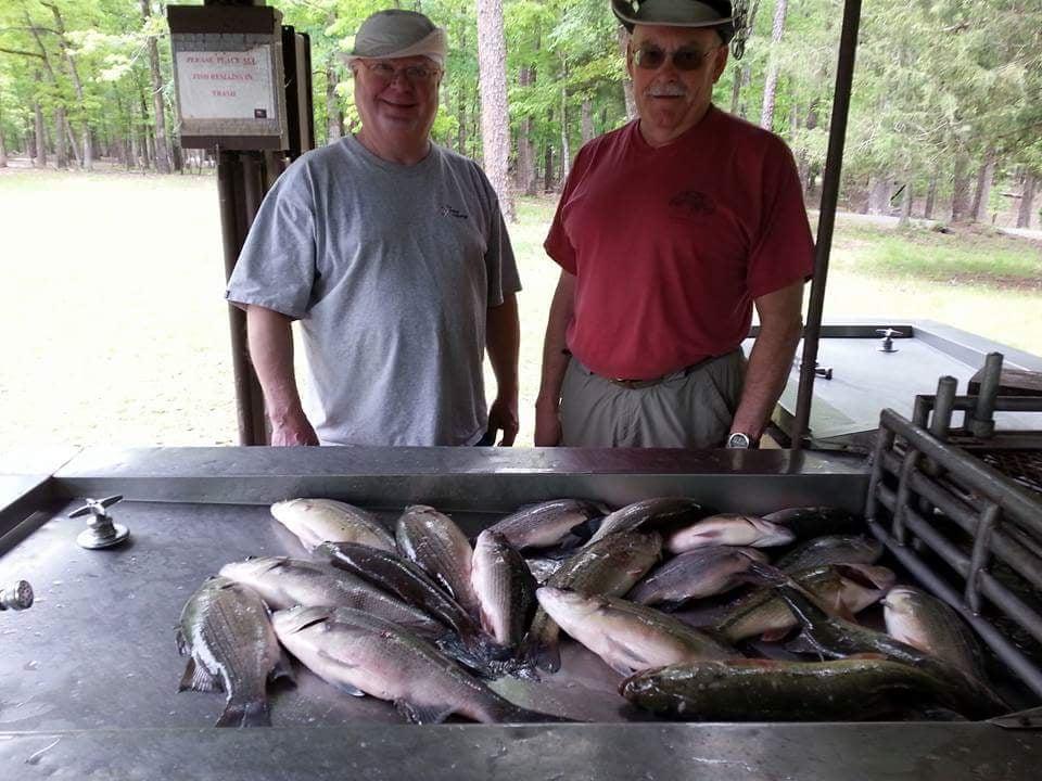 crumptons fishing guide service