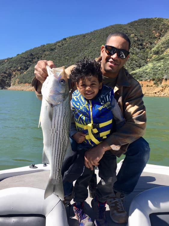 dave horst castaic and pyramid lake fishing guide