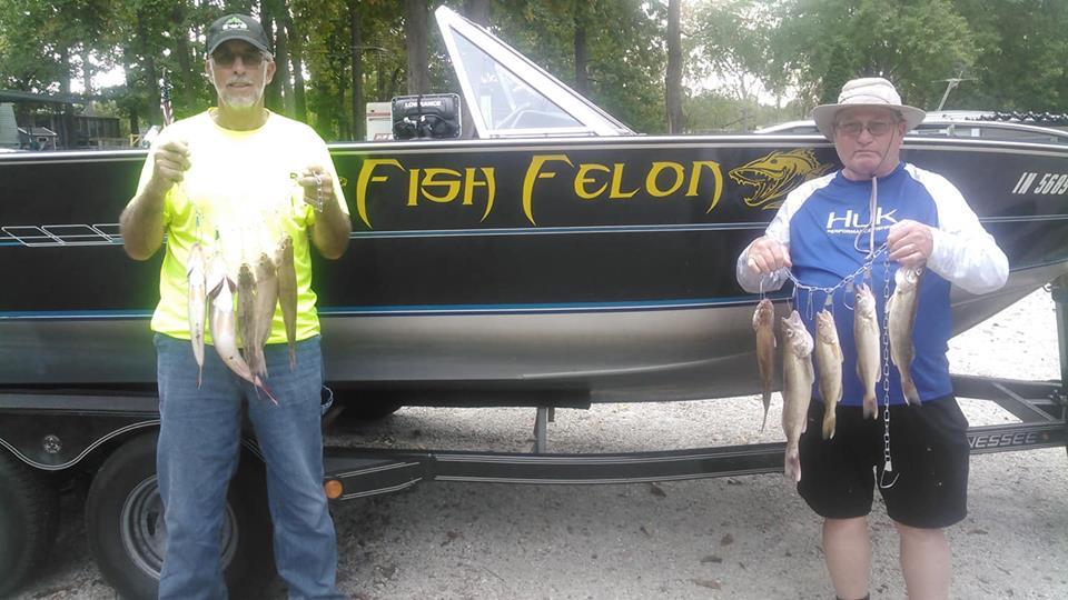 fish felon fishing
