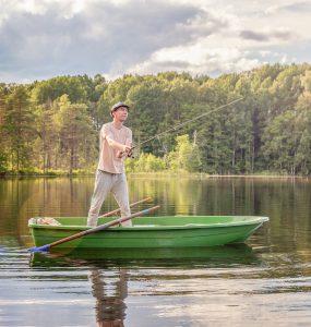 lake ida fishing guides