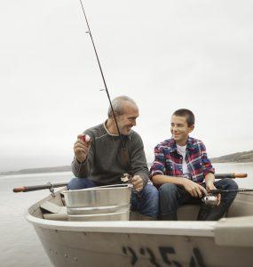 lake james fishing guides