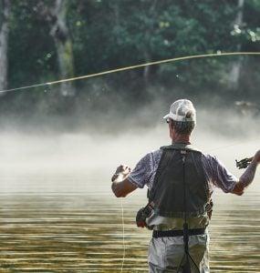lake rousseau fishing guides