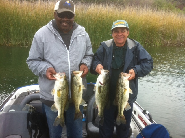 ojai angler fishing guide service