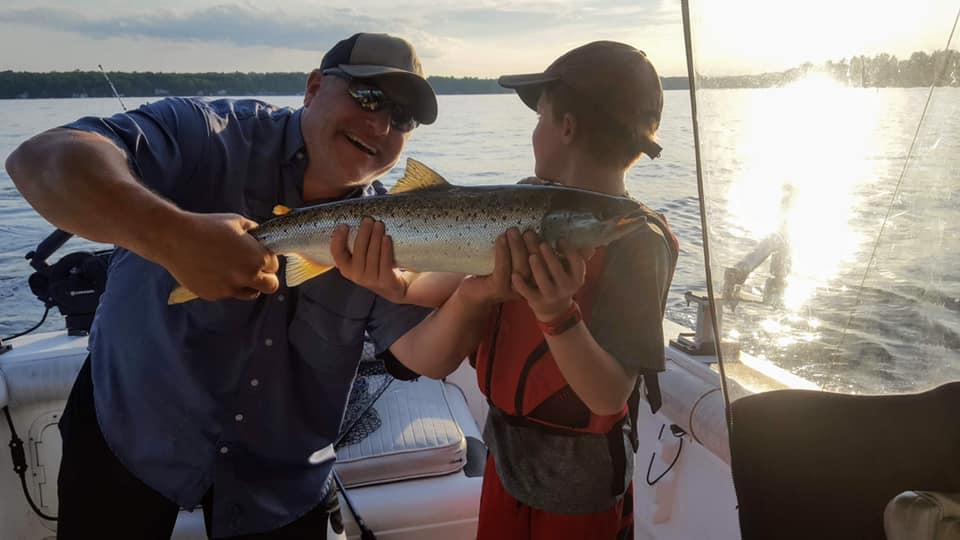 salmon patrol charters