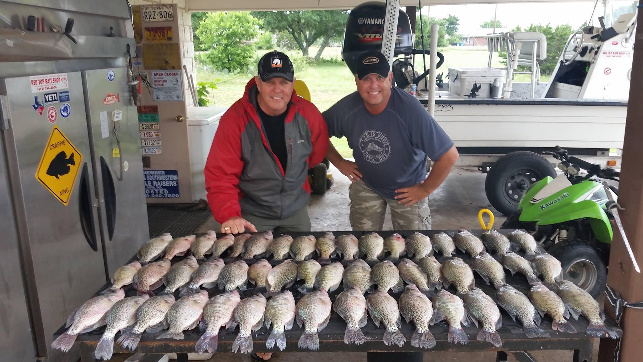 texas crappie fishing service
