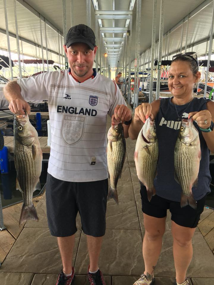 wicked stripers guide service