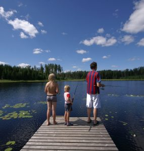 bass lake fishing guides