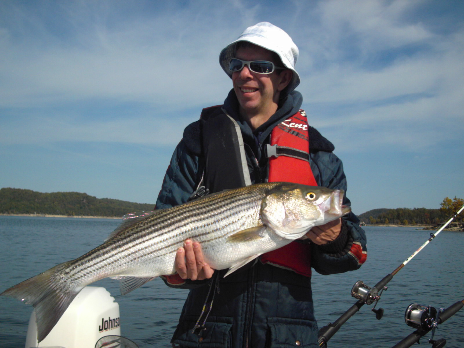 big 1s striper guide
