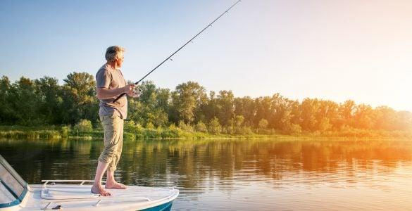 blue marsh lake fishing guides
