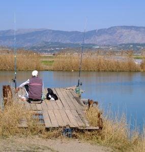 diamond valley lake fishing guides