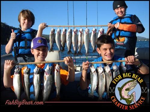 fish big bear charter service