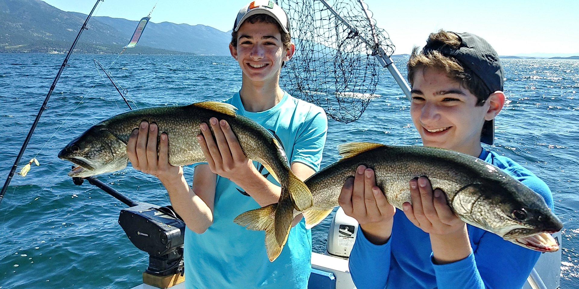 flathead lake charters