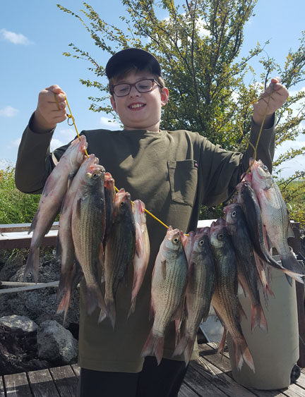 luck o the irish fishing guide service