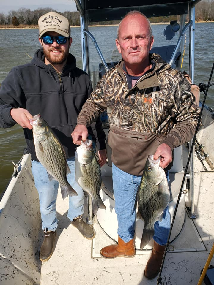 nashville fishing guides