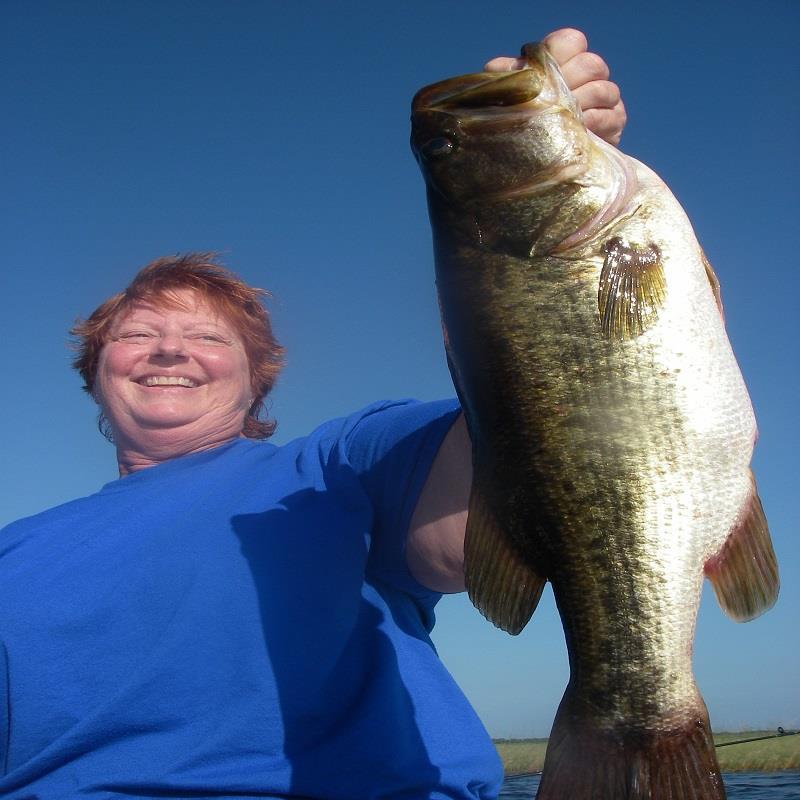 orlando lake toho fishing-guides bass charter service