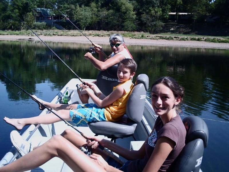 papa bills white river trout guide service