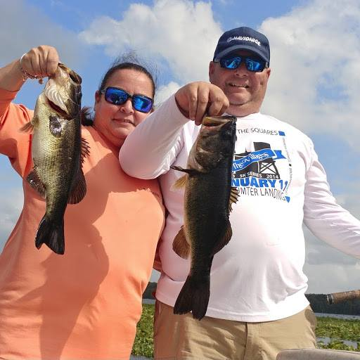 rodman reservoir fishing