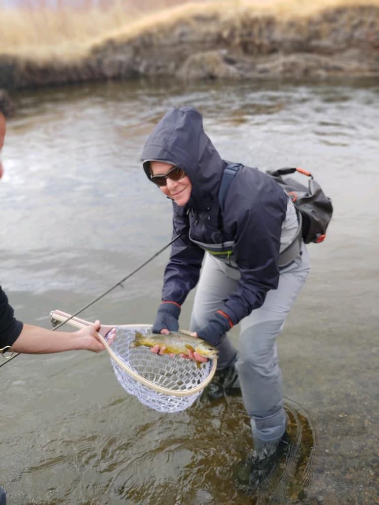 sierra fly fisher
