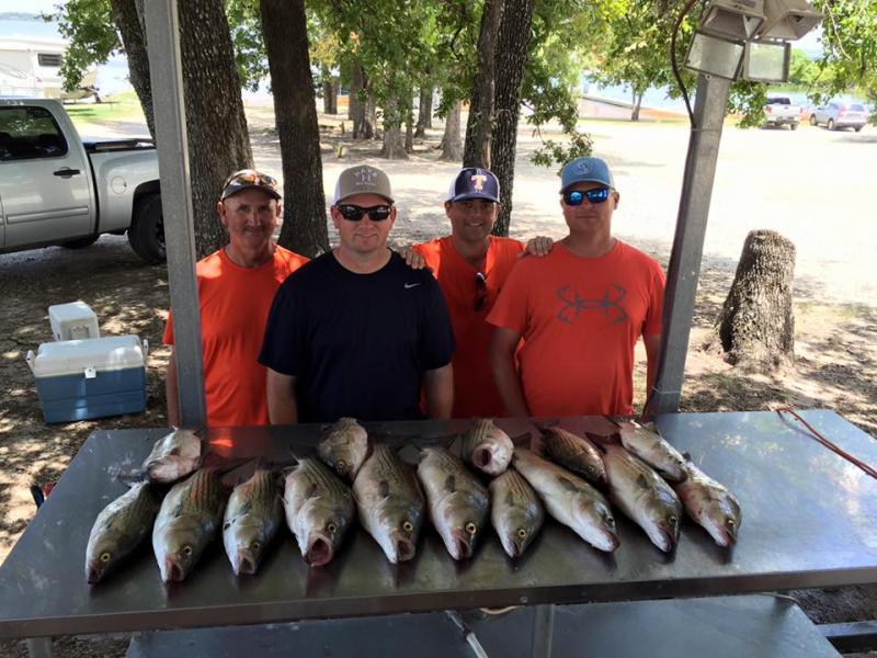 texas fishing guide service