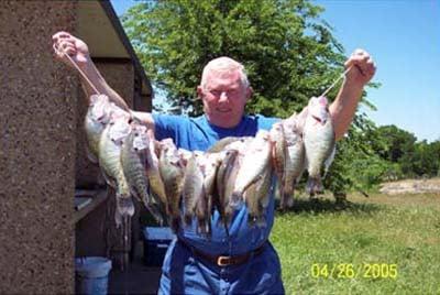 tommy tidwell-granger lake guide service