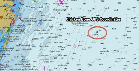 Chicken Bone GPS Coordinates